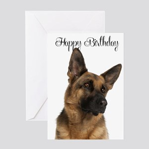 Shepherd Birthday Card