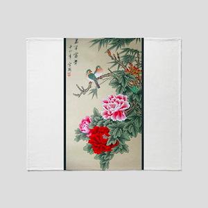 Best Seller Asian Throw Blanket