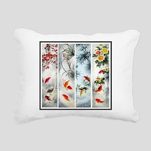 Best Seller Asian Rectangular Canvas Pillow