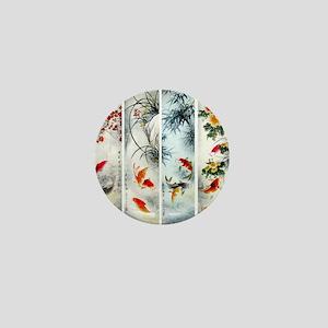 Best Seller Asian Mini Button