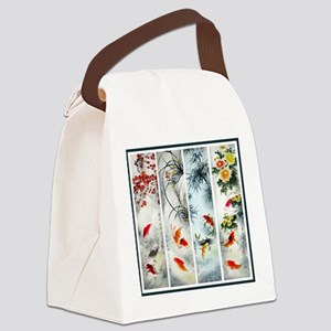 Best Seller Asian Canvas Lunch Bag