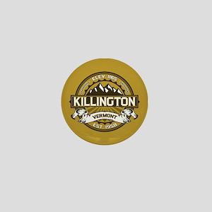 Killington Tan Mini Button