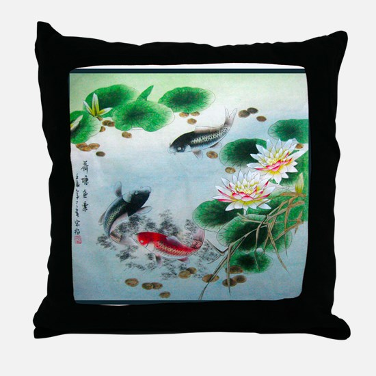 Best Seller Asian Throw Pillow