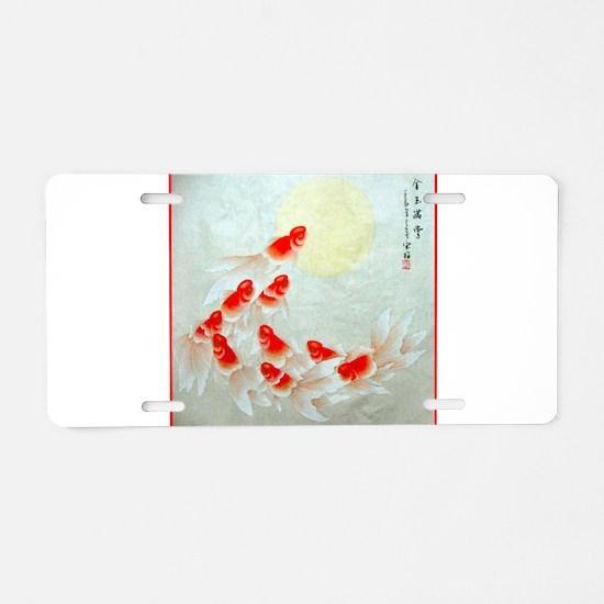 Best Seller Asian Aluminum License Plate