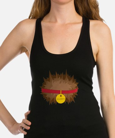 tribbles_fluffy.png Racerback Tank Top