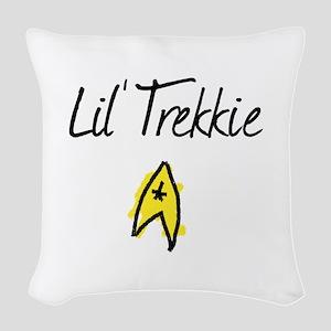 liltrekkie Woven Throw Pillow