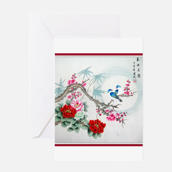 Best Seller Asian Greeting Card