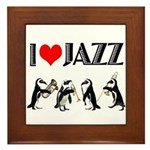 Jazz Framed Tile