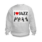 Jazz Kids Sweatshirt