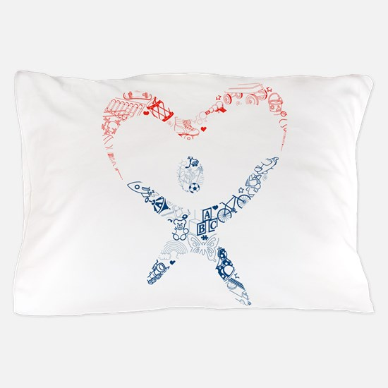 CASA Toys Pillow Case