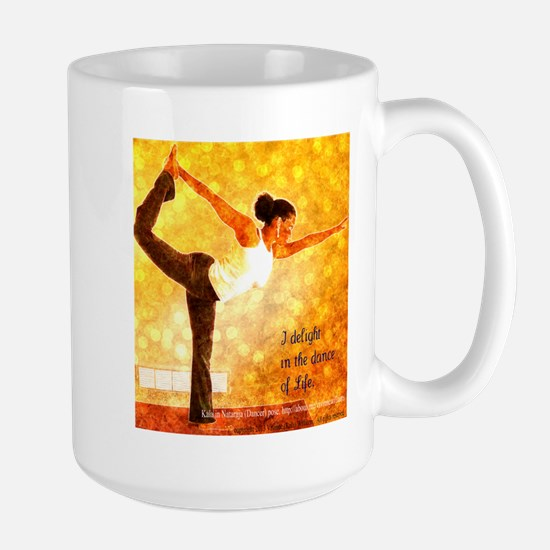 Delight In the Dance of Life Mugs