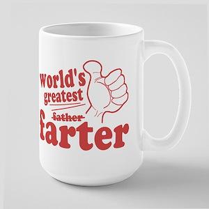 Worlds Greatest Farter Mug