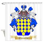 Chauvelin Shower Curtain