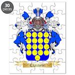 Chauvelet Puzzle