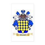 Chauvel Sticker (Rectangle)