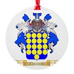 Chauveau Round Ornament