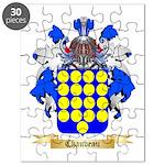 Chauveau Puzzle