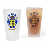 Chauve Drinking Glass