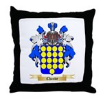 Chauve Throw Pillow