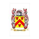 Chauncy Sticker (Rectangle 10 pk)