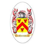 Chauncy Sticker (Oval)
