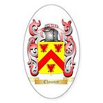 Chauncy Sticker (Oval 50 pk)