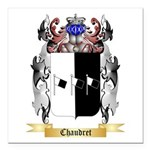 Chaudret Square Car Magnet 3