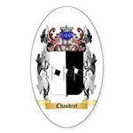 Chaudret Sticker (Oval 10 pk)