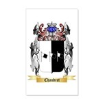 Chaudret 35x21 Wall Decal