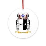 Chaudret Ornament (Round)