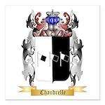 Chaudrelle Square Car Magnet 3