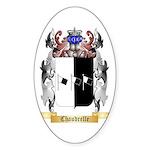 Chaudrelle Sticker (Oval 10 pk)