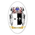 Chaudrelle Sticker (Oval 50 pk)