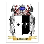 Chaudrelle Small Poster