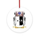 Chaudrelle Ornament (Round)