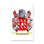 Chatwick Rectangle Car Magnet