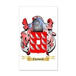 Chatwick 35x21 Wall Decal