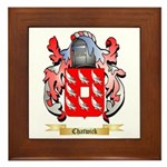 Chatwick Framed Tile