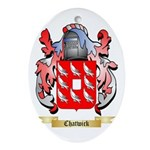 Chatwick Ornament (Oval)