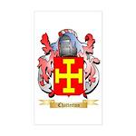 Chatterton Sticker (Rectangle)