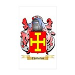 Chatterton Sticker (Rectangle 50 pk)