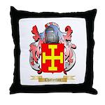 Chatterton Throw Pillow