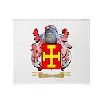 Chatterton Throw Blanket