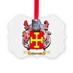 Chatterton Picture Ornament