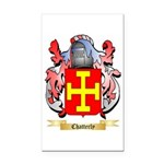 Chatterly Rectangle Car Magnet