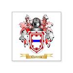 Chatteris Square Sticker 3
