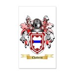 Chatteris 35x21 Wall Decal