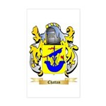 Chattan Sticker (Rectangle)