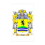 Chatt Sticker (Rectangle 10 pk)