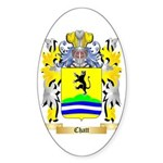 Chatt Sticker (Oval 50 pk)